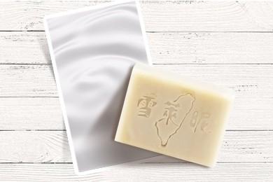 雪莱昵鲜乳止痒保湿凝脂冷制皂手工精油皂