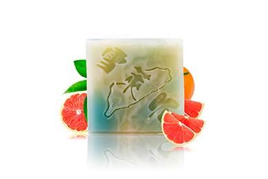 雪莱昵葡萄柚手工冷制皂
